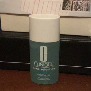 NWOT Clinique Acne solutions clinical clearing gel